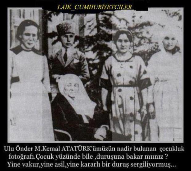 Atatürk ailece 2