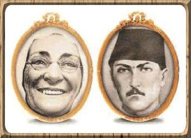 Atatürkün-Anne-ve-Babası