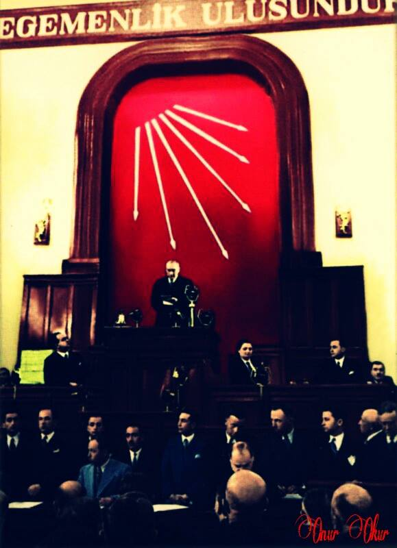 CHP-Atatürk-TBMM